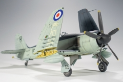 Airfix Sea Fury FB.11