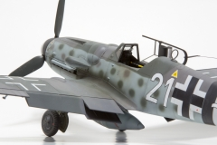 "Hasegawa Bf109G-14 ""White 21"""
