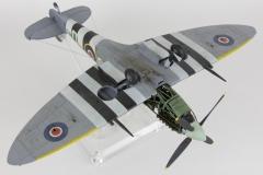 Tamiya Spitfire IXc Pierre Clostermann