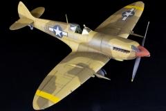 "Tamiya Spitfire VIII ""Lonesome Polecat"""