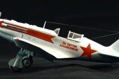 Trumpeter Mig-3 (Early)